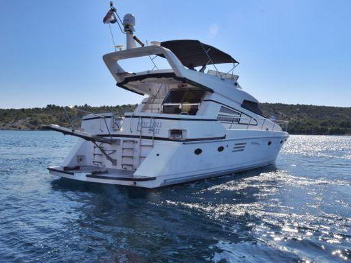 Motorboot Johnson 56 · 1998 (Umbau 2015) (1)