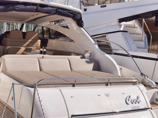 Barco a motor Princess V58 · 2004 (reacondicionamiento 2015) (4)