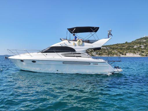 Motorboot Fairline Phantom 40 · 1996 (Umbau 2015) (1)
