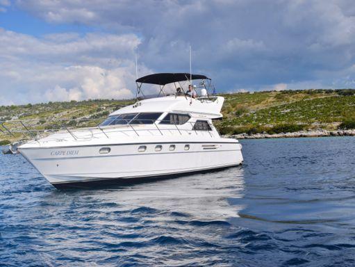 Motorboot Princess 48 · 1997 (Umbau 2015) (2)