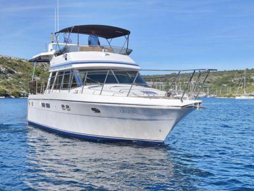 Motorboot Yaretti 1570 Heck · 1995 (Umbau 2015) (2)