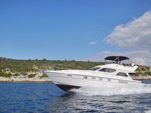 Motorboot Princess 48 · 1997 (Umbau 2015) (4)