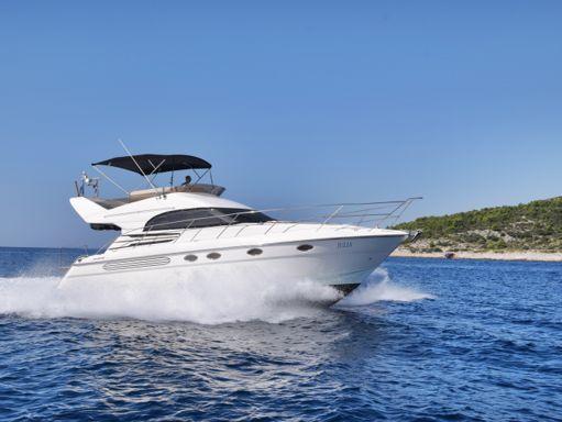 Motorboot Fairline Phantom 40 · 1996 (Umbau 2015) (2)