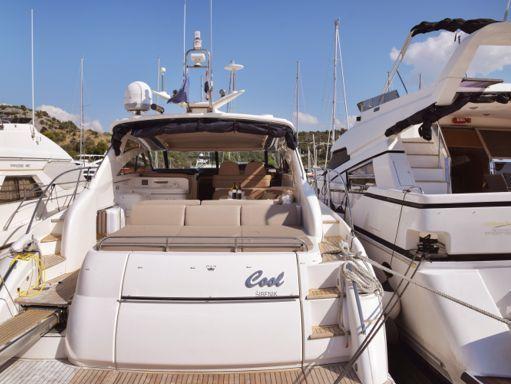 Barco a motor Princess V58 · 2004 (reacondicionamiento 2015) (2)
