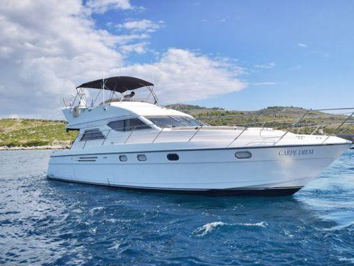 Motorboot Princess 48 · 1997 (Umbau 2015) (1)