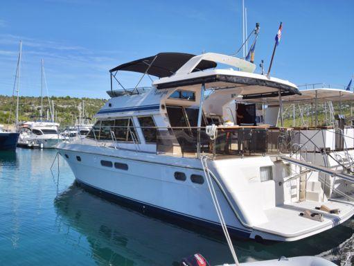 Motorboot Yaretti 1570 Heck · 1995 (Umbau 2015) (1)