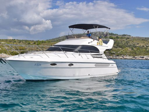 Barco a motor Fairline Phantom 40 - 1996 (reacondicionamiento 2015) (0)