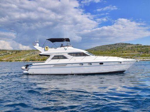 Motorboot Princess 48 · 1997 (Umbau 2015) (0)