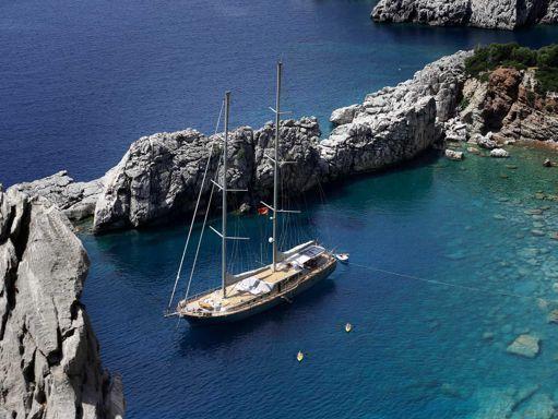 Sailboat Ketch 1910 (2010) (1)