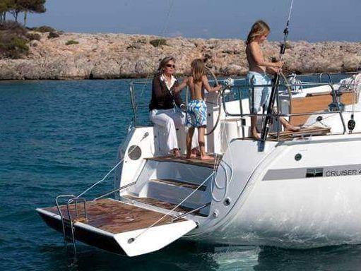 Sailboat Bavaria Cruiser 45 · 2010 (2)