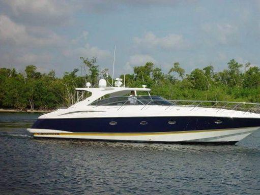 Motorboat Sunseeker Camargue 51 · 2005 (1)