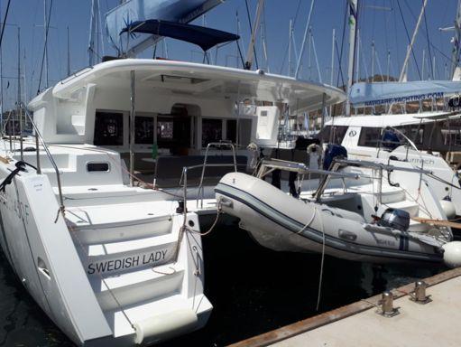 Catamaran Lagoon 450 F · 2017 (0)