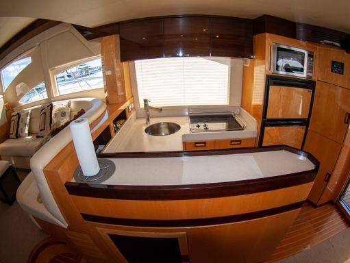 Motorboat Majesty 50 Fly · 2009 (refit 2009) (4)