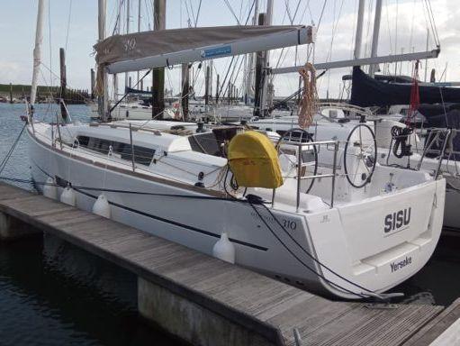 Sailboat Dufour 310 Grand Large · 2019 (1)