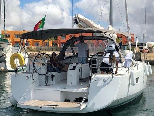 Sailboat Jeanneau Sun Odyssey 440 · 2019 (2)