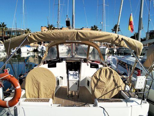 Sailboat Jeanneau Sun Odyssey 449 · 2017 (refit 2017) (0)