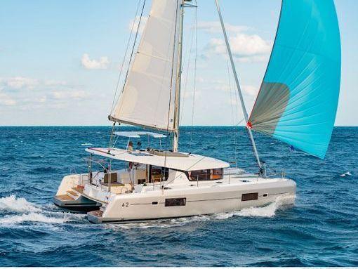 Catamaran Lagoon 42 · 2020 (4)