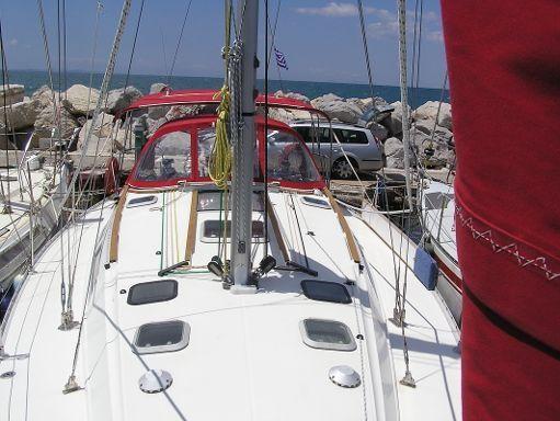 Sailboat Jeanneau Sun Odyssey 37.1 · 1996 (refit 2010) (1)