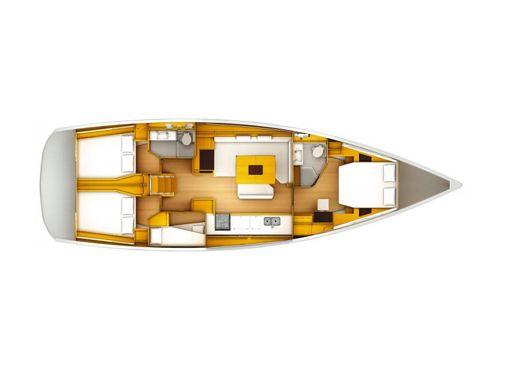 Sailboat Jeanneau Sun Odyssey 519 · 2018 (2)