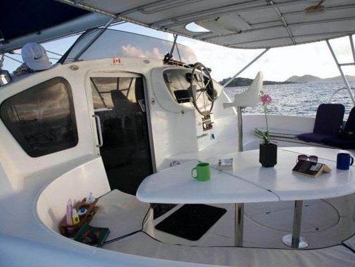 Catamarán Fountaine Pajot Bahia 46 - 2004 (reacondicionamiento 2018) (4)
