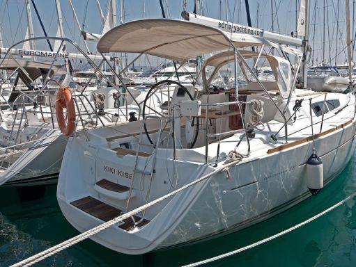 Segelboot Jeanneau Sun Odyssey 33i · 2013 (2)