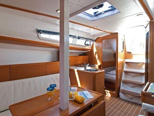 Segelboot Jeanneau Sun Odyssey 33i · 2013 (4)