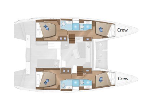 Catamaran Lagoon 42 · 2020 (2)