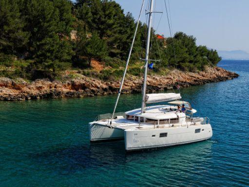 Catamarán Lagoon 400 · 2012 (reacondicionamiento 2019) (0)