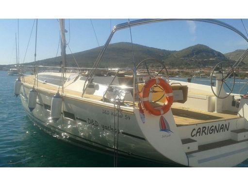 Segelboot D&D 54 · 2016 (2)