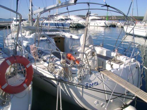 Velero Bavaria Cruiser 38 (2008) (0)