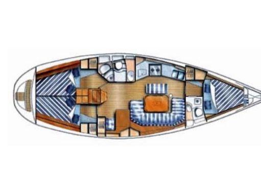 Sailboat Elan Impression 394 · 2012 (4)
