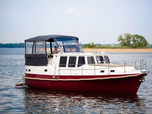 Motorboat Nautiner 40.3 AFT · 2015 (1)