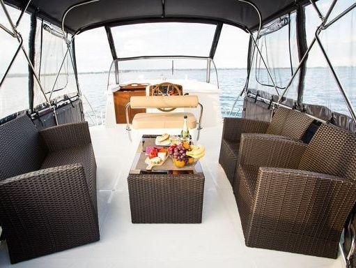 Motorboat Nautiner 40.3 AFT · 2015 (2)