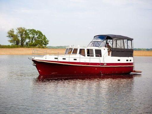 Motorboat Nautiner 40.3 AFT · 2015 (0)