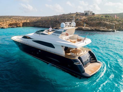 Motorboat Canados 80 S · 2004 (refit 2020) (0)
