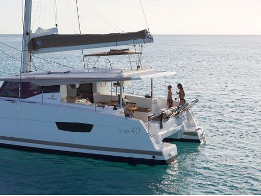 Catamaran Fountaine Pajot Lucia 40 · 2020 (4)