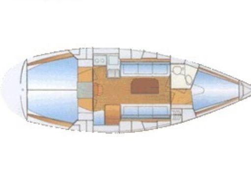 Sailboat Bavaria Cruiser 34 · 2018 (2)