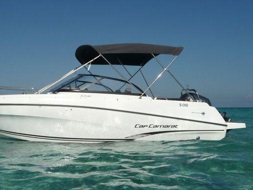 Speedboat Jeanneau Cap Camarat 6.5 BR · 2019 (2)