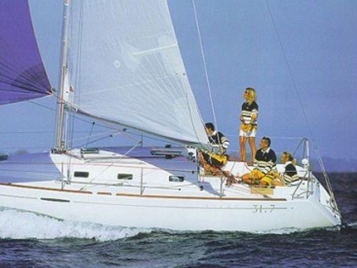 Sailboat Beneteau First 31.7 · 2006 (1)
