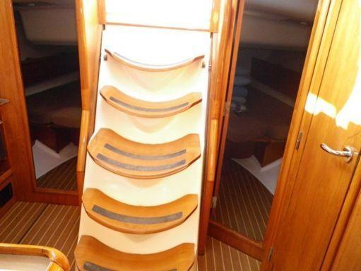 Sailboat Jeanneau Sun Odyssey 43 · 2001 (4)