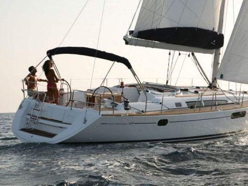 Velero Jeanneau Sun Odyssey 49 i · 2009 (1)