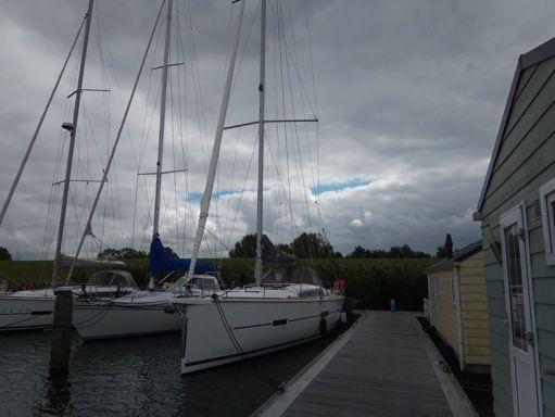 Sailboat Dufour 460 Grand Large · 2019 (2)