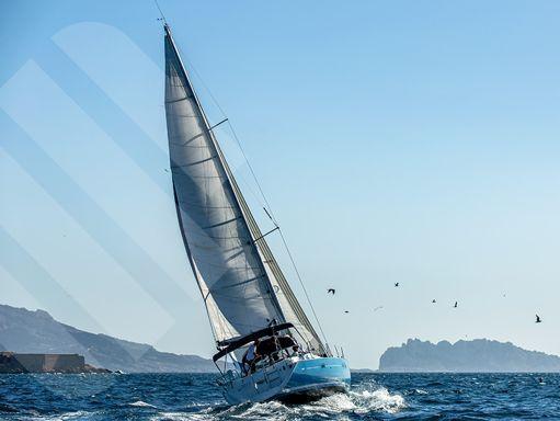 Sailboat Beneteau Oceanis 411 · 2003 (4)
