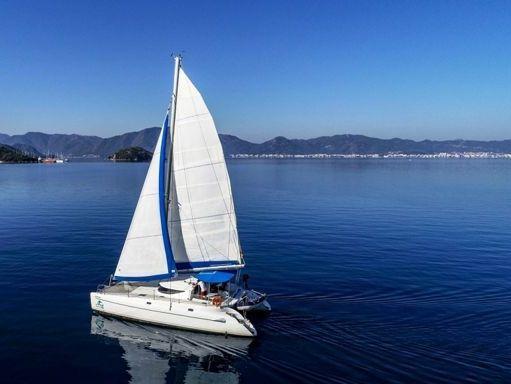 Catamarano Fountaine Pajot Athena 38 · 2000 (0)