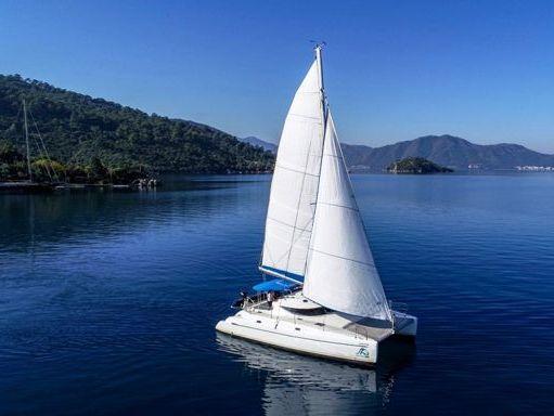 Catamarano Fountaine Pajot Athena 38 · 2000 (1)