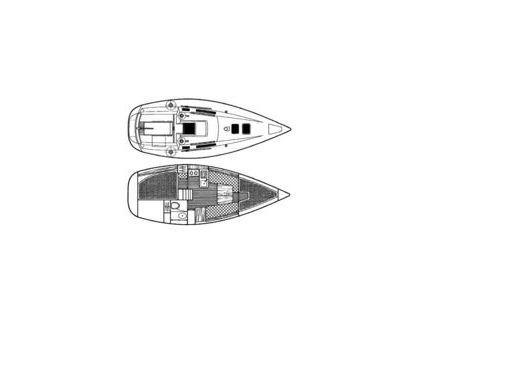 Segelboot Beneteau First 285 · 1990 (4)