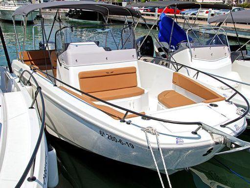 Motorboat Beneteau Flyer 8 Spacedeck · 2019 (refit 2019) (0)