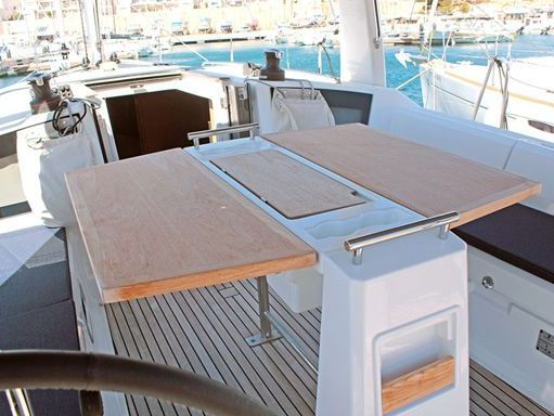 Sailboat Beneteau Oceanis 38.1 · 2019 (2)