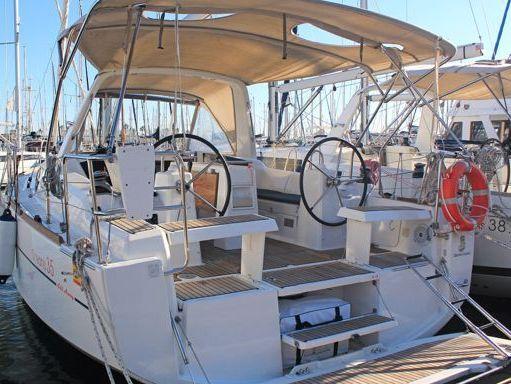 Sailboat Beneteau Oceanis 35.1 · 2020 (refit 2020) (0)