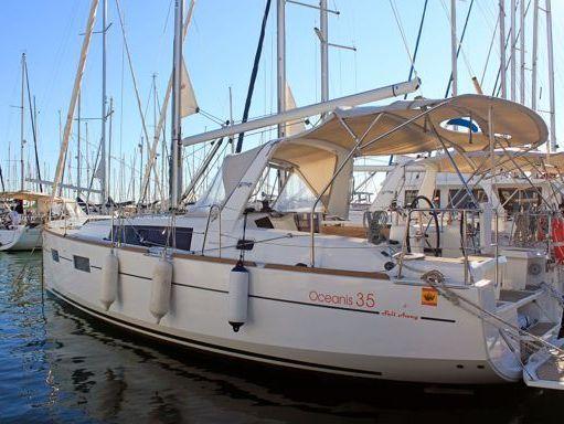 Sailboat Beneteau Oceanis 35.1 · 2020 (refit 2020) (1)